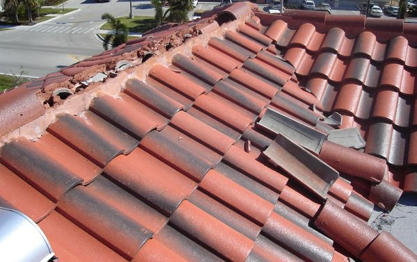 Your Fort Meyers Roofing Company Helps With Tile Roof Repair