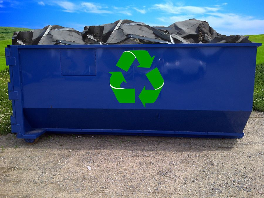 recycling roofing materials
