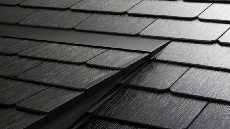 Solar Roof, Black