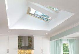 Manual Fresh Air Skylights