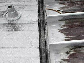 Metal Roof Tie In To Pan Roof