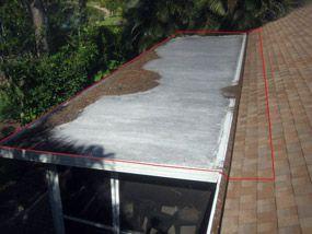 Pan Roof Tie in Not Correct