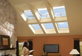 Solar Fresh Air Skylights
